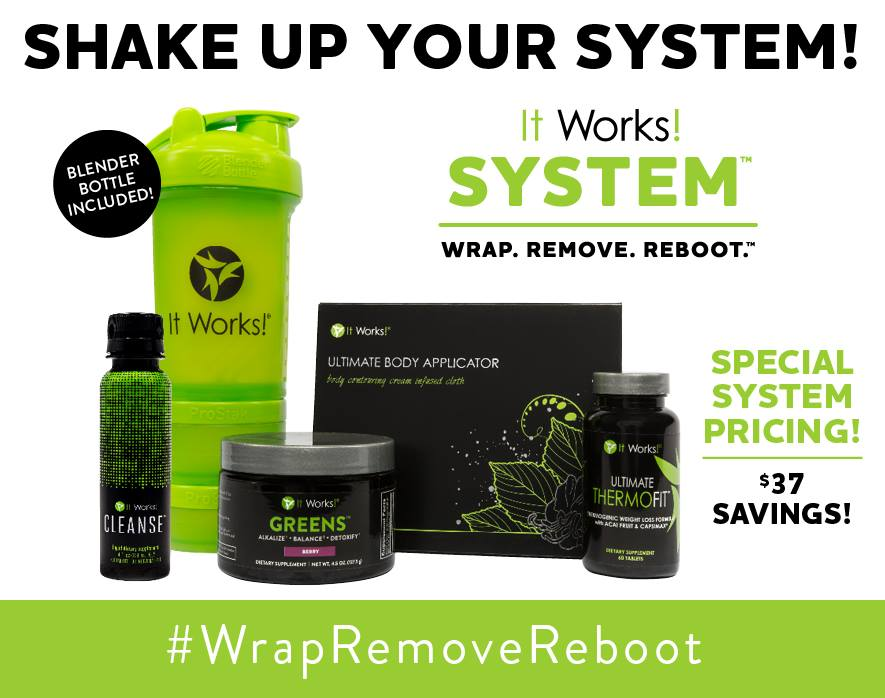 Cleanse system